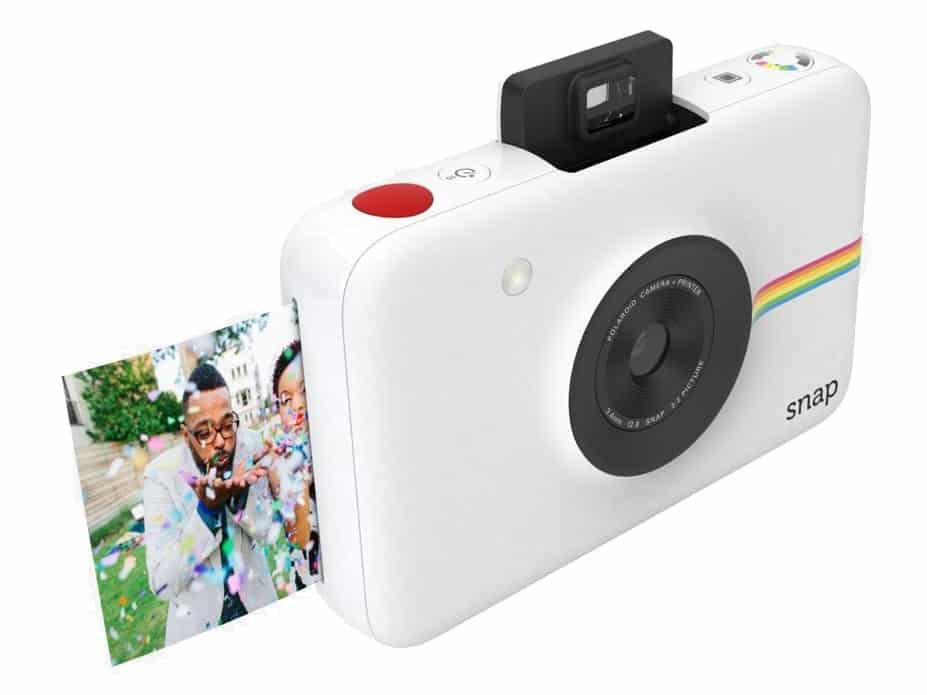 Polaroid Snap camera huren op uw bruiloft