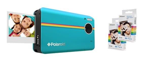 Polaroid Z2300 camera: Een direct klaar camera huren voor huwelijk of evenement.