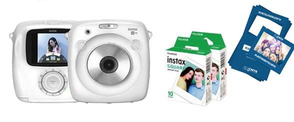 FujiFilm Instax SQ10 SQ20 direct-klaar camera huren - Bruiloft - Evenement - Afscheid - Pensioen