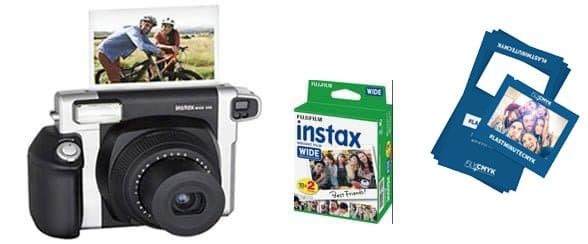 Fujifilm Instax Wide Polaroid camera huren