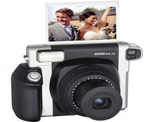 FujiFilm instax WIDE 300 huren, ideaal voor brede familie-foto's