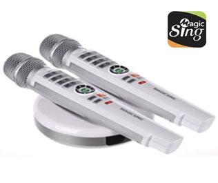 Magicsing dual karaoke huren feestje sdc-verhuur