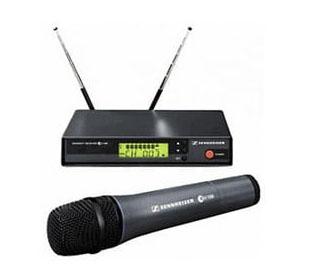 senhyzer draadloze microfoon huren